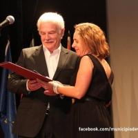 Ontem Duarte Mendes homenageado pela C.M. Vendas Novas