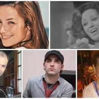 No dia em que você nasceu... Helena Coelho, Lilly Tchiumba, Manuel Loureiro, Pedro Cardoso e Tatiana Pinto