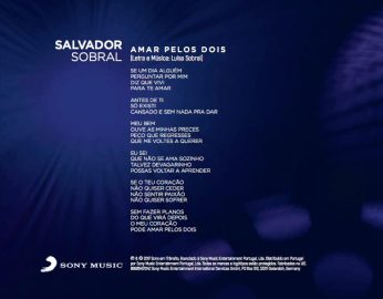 Salvador Sobral - CD Single-1