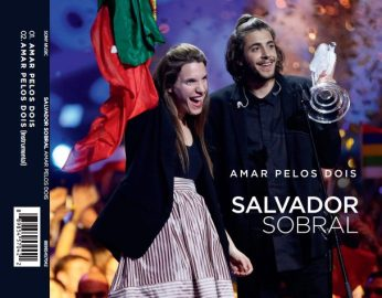 Salvador Sobral - CD Single