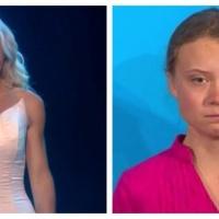 Sabia que a mãe da ativista sueca Greta Thunberg já representou a Suécia na Eurovisão?