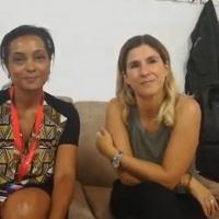 Entrevista a Patrícia Antunes e Patrícia Silveira |exclusivo|