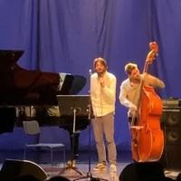 """Salvador Sobral em Oslo cantou a sua versão de """"La Det Swinge"""""""