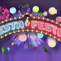 """""""Festa É Festa"""" - a banda sonora"""