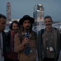 🇵🇹 Tatanka repórter no Porto de Roterdão e no Quarto de Hotel da banda