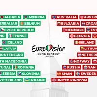 ESC2022: São 41 os países concorrentes